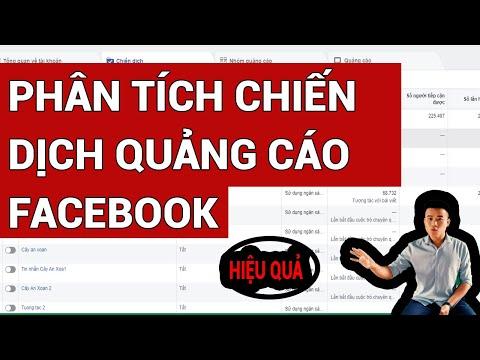 Hướng Dẫn Trình Quản Lý Quảng Cáo Facebook - Phân Tích Quảng Cáo Facebook Tối Ưu Hiệu Quả
