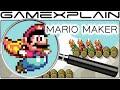Mario Maker Analysis - Nintendo Direct Trailer (Secrets & Hidden Details)