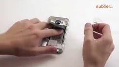 Samsung Galaxy S6 / S6 Duos SM-G920 Akku wechseln / Battery Replacement