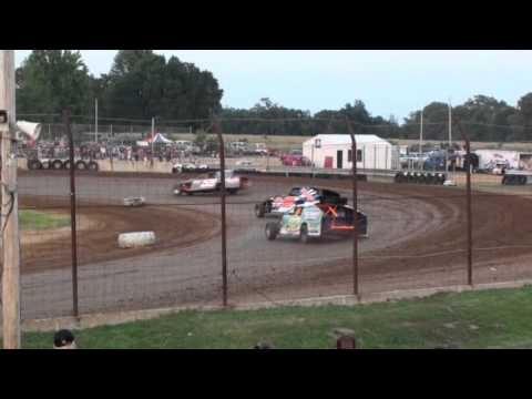 Dallas County Speedway Midwest Mod Heat 7-5-13