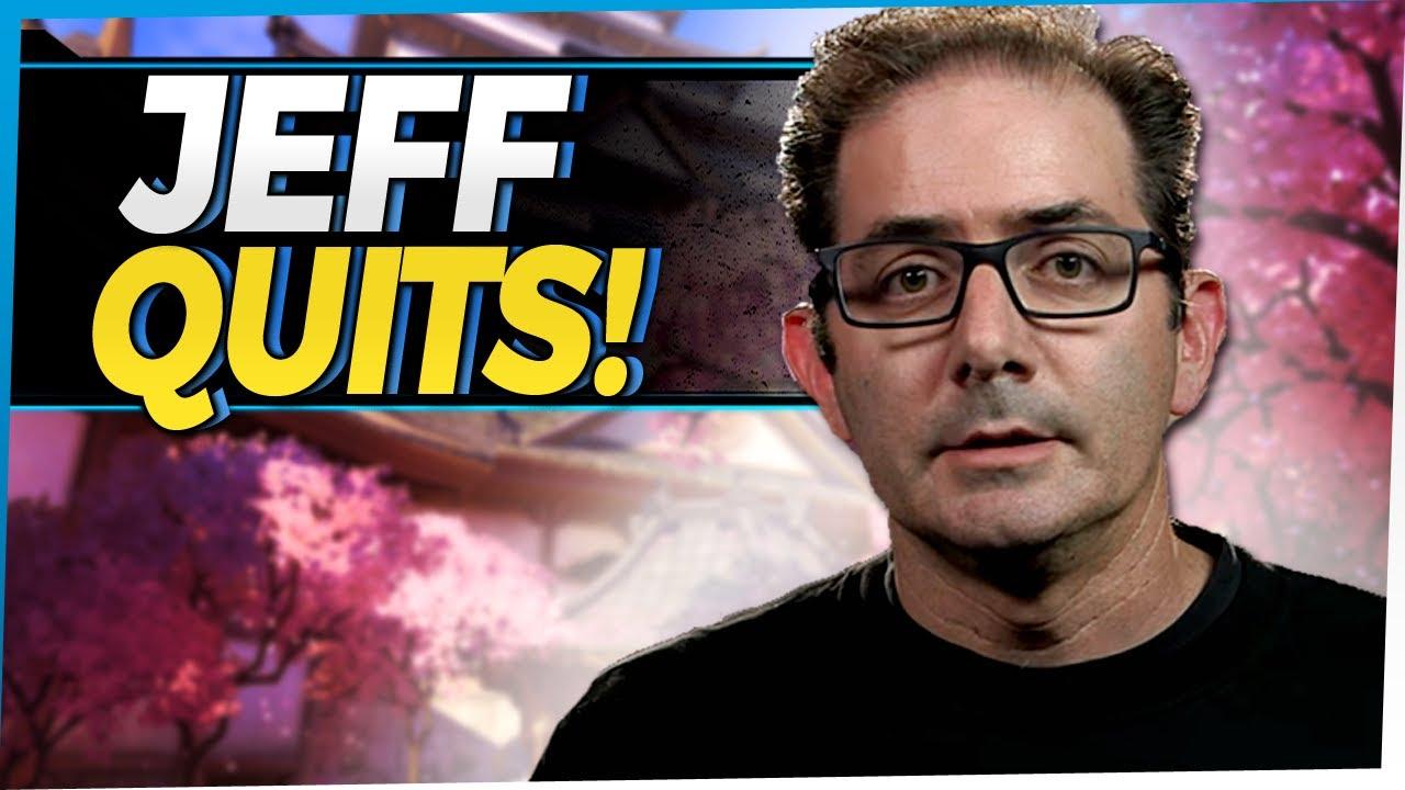 'Overwatch' Game Director Jeff Kaplan Is Leaving Blizzard