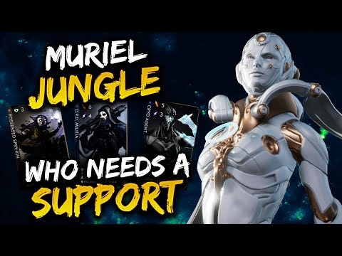 Paragon Muriel Gameplay - THE ANGEL IN THE JUNGLE