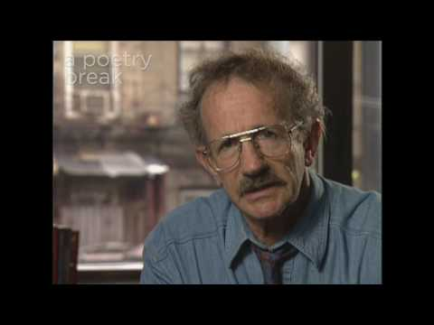 """Poetry Breaks: Philip Levine Reads """"The Simple Truth"""""""