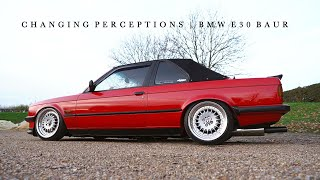Changing Perceptions  |  BMW E30 Baur