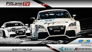 [Assetto Corsa] TT-RS Cup - R5@Red Bull Ring