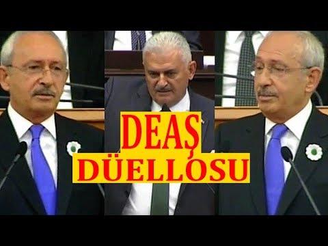 Kemal Kılıçdaroğlu ile Boşbakan Binali: DEAŞ DÜELLOSU