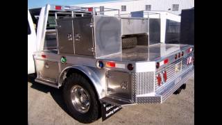 Aluminum Welder Beds Custom Built By Trailer World