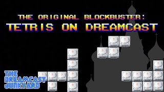 Tetris Games On The Sega Dreamcast