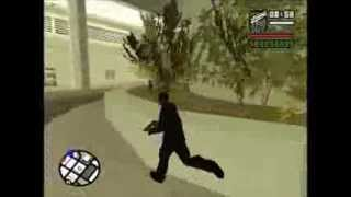 GTA San Andreas (loquendo) Misterix Mod Primer Gameplay