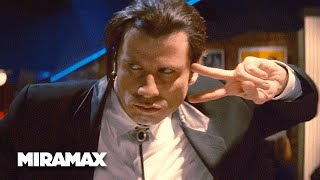 Скачать Pulp Fiction I Want To Dance HD Uma Thurman John Travolta MIRAMAX