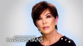 KUWTK | Kris Jenner Shocked By Rob's Sudden Engagement | E!