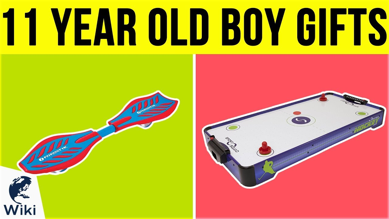 10 Best 11 Year Old Boy Gifts 2019 Youtube