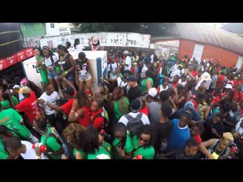 Dominica carnival 2016