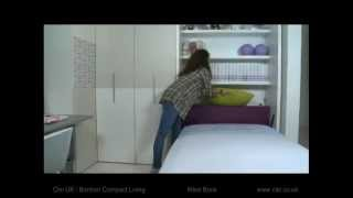 Clei UK - Altea book wall bed unit Thumbnail