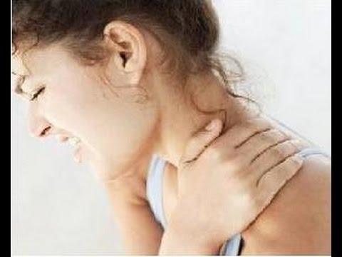 Остеохондроз шейного отдела: симптомы, профилактика