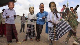 Wararka Cawa Xasan Shekh Ku Hanjabay In Sidaan La Isaga Hareyn & Ceeb Weyn So Wajahday