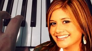 Supe Que Me Amabas / Marcela Gandara / Piano Tutorial / Cover / Notas Musicales