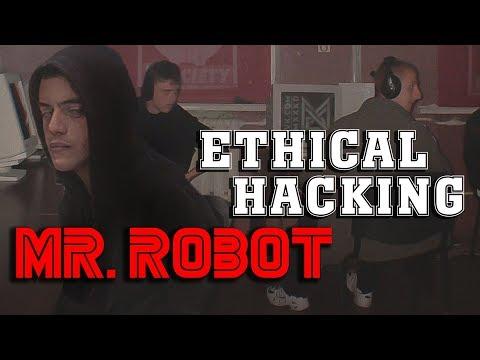 Ethical Hacking в стиле Mr. Robot - На информатике этому не научат