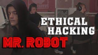 Ethical Hacking в стиле Mr. Robot - На информатике...