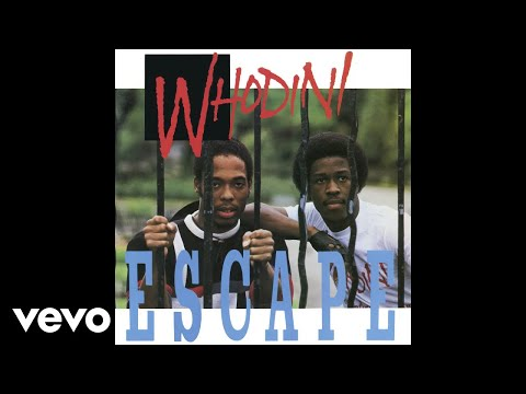 Whodini - Friends (Audio)