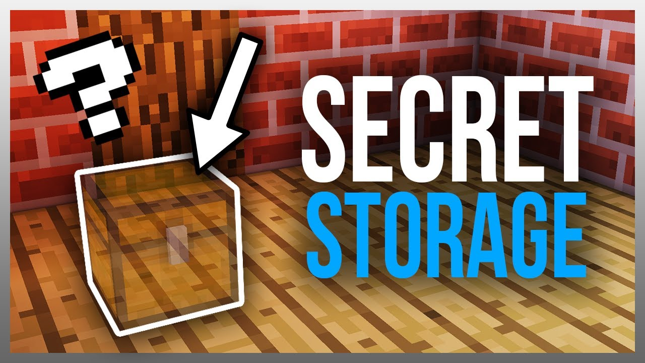 5 SECRET Storage Ideas You NEED To Build! (Tutorials Included)