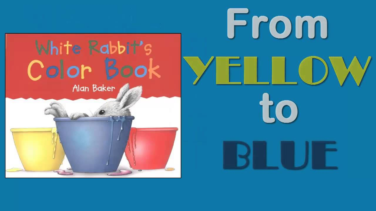 White Rabbit\'s Color Book - YouTube