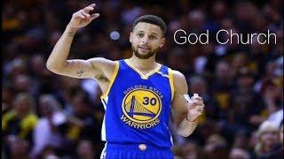"""Stephen Curry """"God Church"""""""