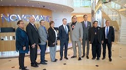 High-level visit from the USA: National Indian Gaming Association visits NOVOMATIC