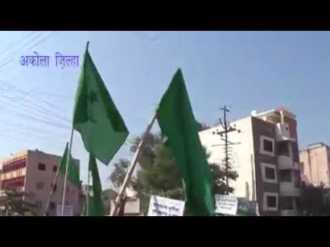 Kanoon ki shariyat k under mudakhelt ke khilaf uthe Muslim. Akola Maharashtra India
