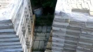 Фасадные работы (Цоколь) часть 2(Цоколь с термопонелей с 50мм пенопласта. Рисунок песчаник., 2017-01-23T09:56:57.000Z)