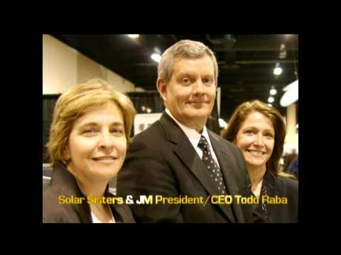 Video - SolarFrameWorks BIPV Coolply - USA Solar Panel Commercial - Denver, Colorado