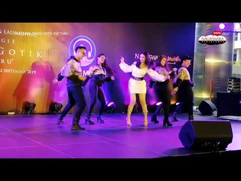 Download Live Perform Zaskia Gotik - Ayo Turu Mp4 baru