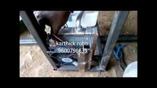 solar air cooler  mechanical project