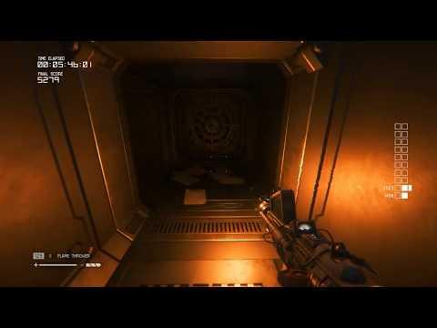 Alien  Isolation - Safe Haven dlc  - FAIL |
