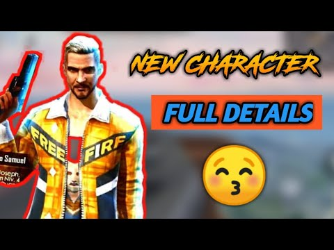 Joseph Good Or Bad In Free Fire New Character In Free Fire Useful Or Useless Joseph In Free