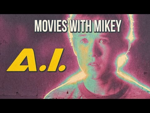 A.I. Artificial Intelligence (2001) - Movies with Mikey