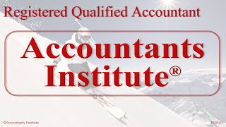 Registered Qualified Accountant Introduction