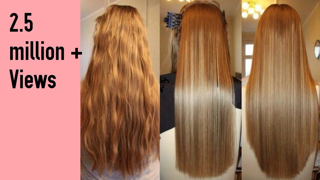 silky smooth hair. how to get silky smooth hair at home in 30 minutes|diy spa home|hair mask for youtube