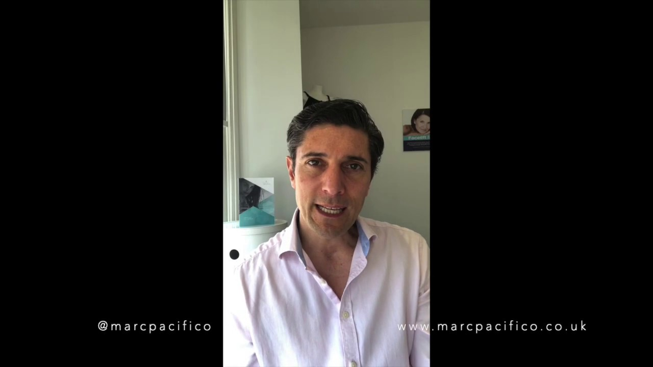 Marc Pacifico Expectations in Plastic Surgery FAQs
