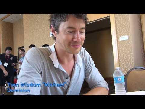 SDCC 2014: Tom Wisdom