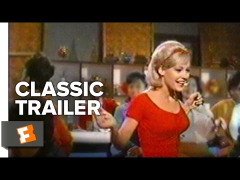 Get Yourself A College Girl (1964) Official Trailer - Mary Ann Mobley, Joan O'Brien Movie HD