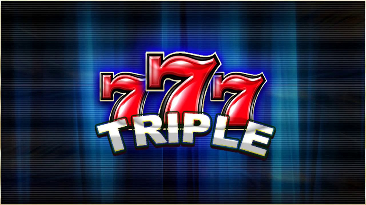 Triple Sevens Slot Machines