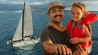 BOAT LIFE: Sailing Around the World with a 2 yo.