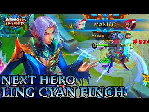 Next New Hero Ling Gameplay - Mobile Legends Bang Bang