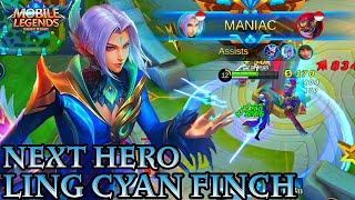 Next New Hero Ling Gameplay - Mobile Legends Bang Bang