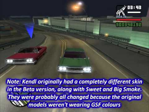 Let's Play Grand Theft Auto: San Andreas 100% – Part 15 – High Stakes Low Rider
