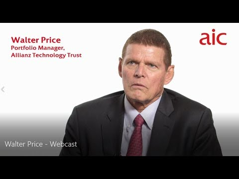 AIC interview with Walter Price, Allianz Technology Trust