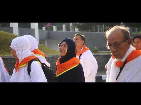 Tim The Journey Alif TV meliput kegiatan di Pondok Pesantren Daarut Tauhiid Bandung khususnya progra.