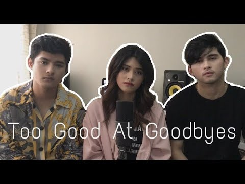 Too Good At Goodbyes - Sam Smith (Cover by AIANA ft. Miko & Gab)