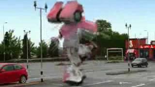 indian transformers dancing